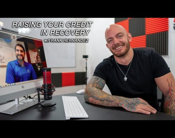 raising your credit in recovery